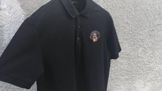 Givenchy Givenchy Black Rottweiler Patch Slim Fit Polo Shirt T-shirt size L (M) Size US M / EU 48-50 / 2 - 7