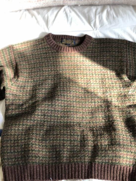 Brooks Brothers 100% Shetland Wool Crew Neck Sweater Size US M / EU 48-50 / 2 - 3