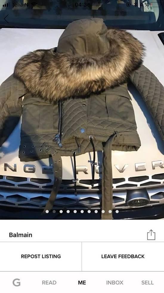 Balmain Balmain Fur Jacket Size US M / EU 48-50 / 2 - 8
