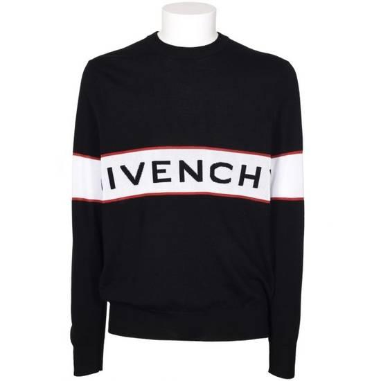 Givenchy Logo Sweater Size US M / EU 48-50 / 2