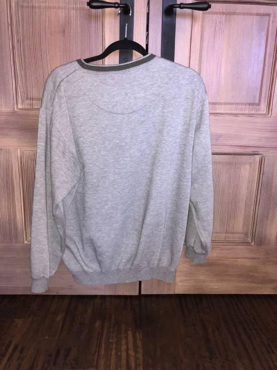 Balmain Grey Crew Neck Sweater Size US L / EU 52-54 / 3 - 1