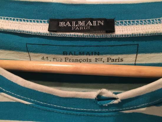 Balmain Balmain Decarnin Stripe L/S Shirt Size US S / EU 44-46 / 1 - 2