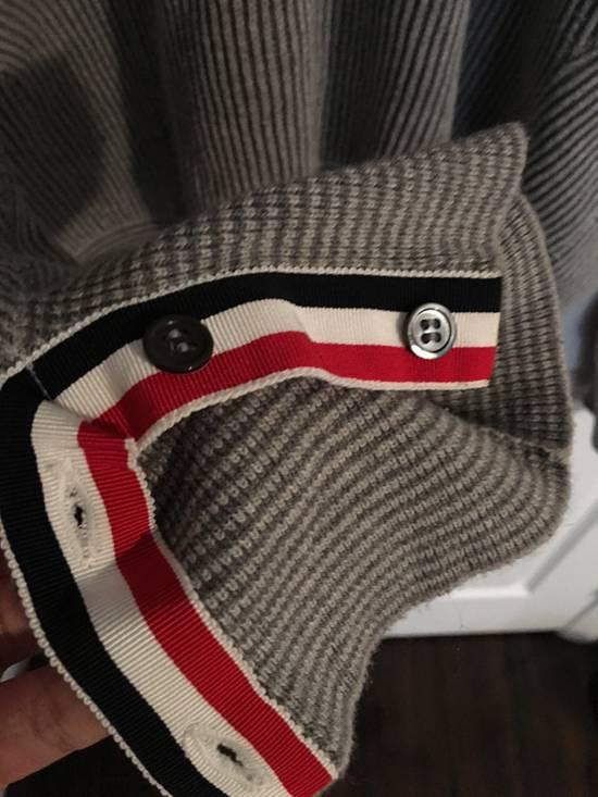 Thom Browne Thom Browne gray knitwear Size US L / EU 52-54 / 3 - 2