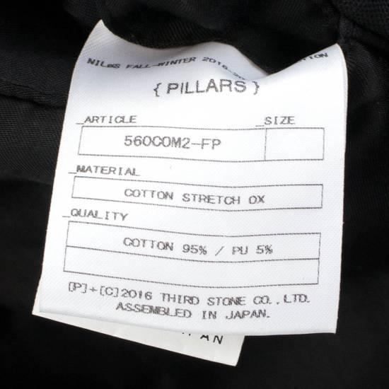 Julius Black Cotton Blend Zip-Up Hooded Parka Coat Size 3/M Size US M / EU 48-50 / 2 - 7