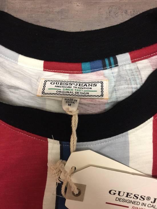 Guess Guess Originals Sayer Vertical Striped Tee Size US M / EU 48-50 / 2 - 2