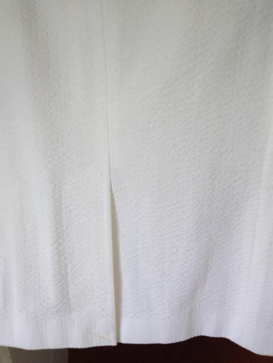 Thom Browne Seersucker Dinner Jacket Blazer Size 42R - 4