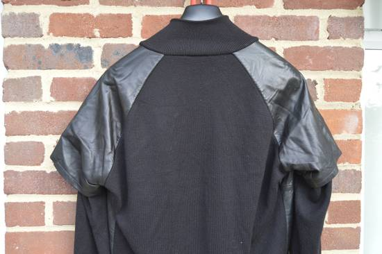 Givenchy Leather and Wool Zipped Jacket Size US M / EU 48-50 / 2 - 7