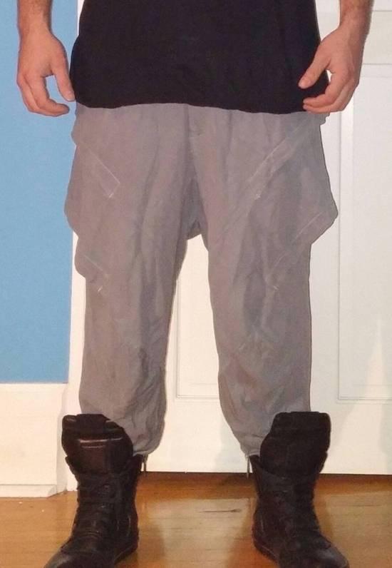 Julius Japan made silk and cotton layered skirted sweatpants Size US 29 - 12