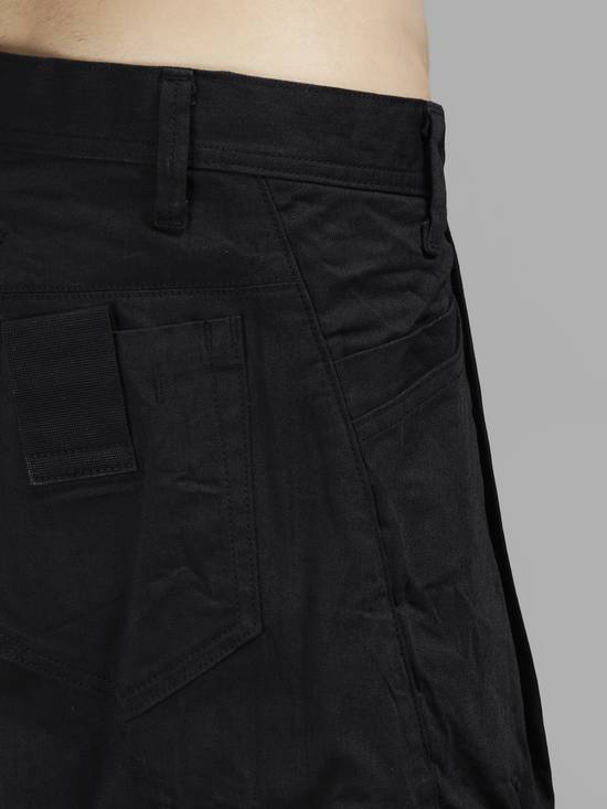 Julius NO MORE DROP, Black Gas Mask Cargo Pants SIZE 3 Size US 33 - 6