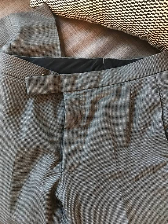 Thom Browne classic birds eye suit Size 36S - 4