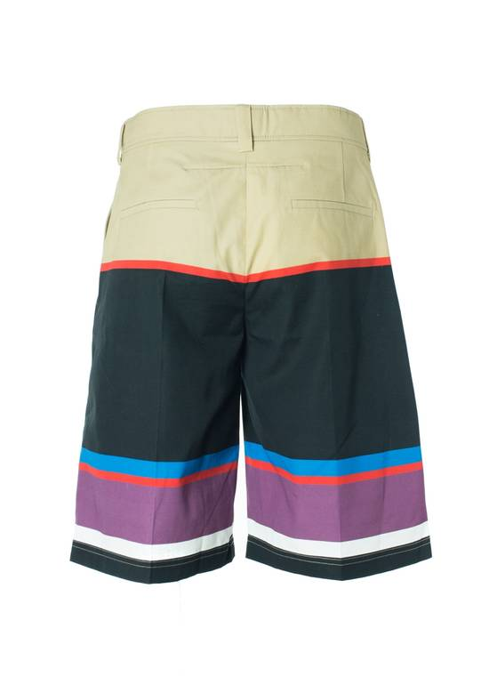 Givenchy Givenchy Mens 100% Cotton Multi Color Board Shorts Size US 32 / EU 48 - 2