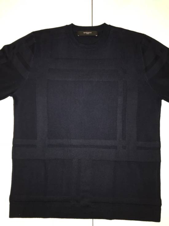 Givenchy Givenchy Sweater In Navy Blue Size US L / EU 52-54 / 3 - 2