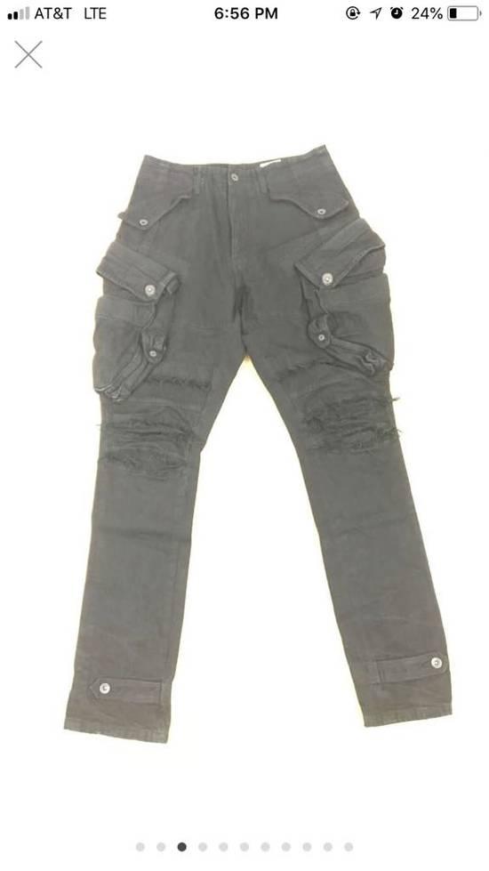 Julius AW12 Resonance; Gas Mask Cargo Pants (FINAL DROP) Size US 32 / EU 48 - 2