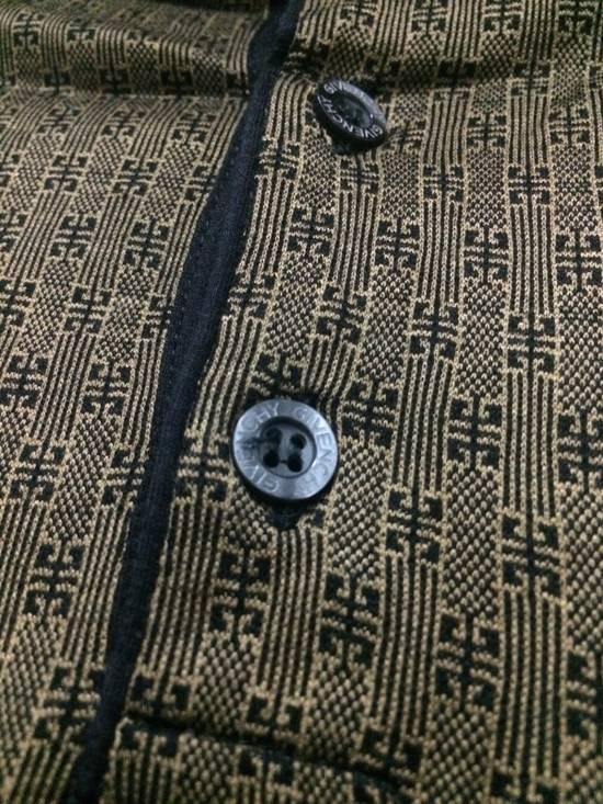 Givenchy Rare Vintage Monsieur by Givenchy Pocket Polo Shirt Italian Top Designer MEDIUM Made in Italy. Size US M / EU 48-50 / 2 - 3