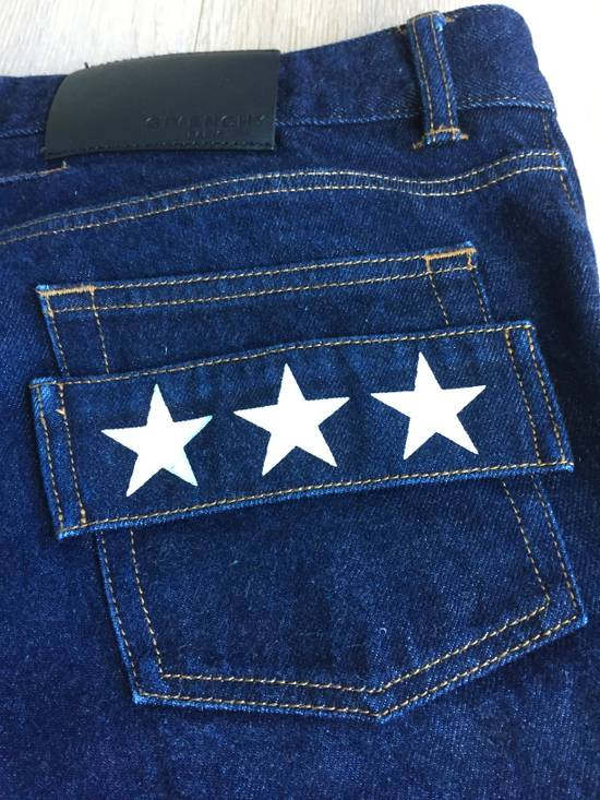 Givenchy Givenchy Stars Denim Jeans (30) Size US 30 / EU 46