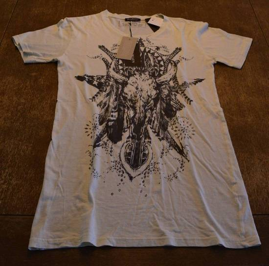 Balmain Balmain $350 Men's Buffalo printed T-shirt Size XS Brand New With Tags Size US XS / EU 42 / 0