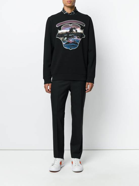 Givenchy $725 Givenchy Hawaii Crest Print Rottweiler Shark Sweater size M (relaxed fit) Size US M / EU 48-50 / 2 - 4