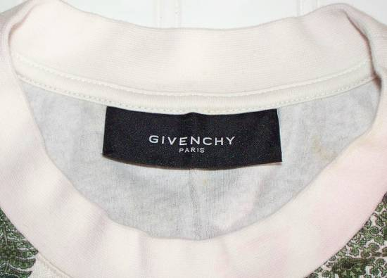 Givenchy GIVENCHY paisley 74 tank top muscle shirt oversized Columbian fit TYGA Size US S / EU 44-46 / 1 - 11