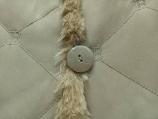 Balmain 🔥FINALDROP♨Reversible Balmain Paris Fur and Silk Jacket RARE Design Size US L / EU 52-54 / 3 - 9