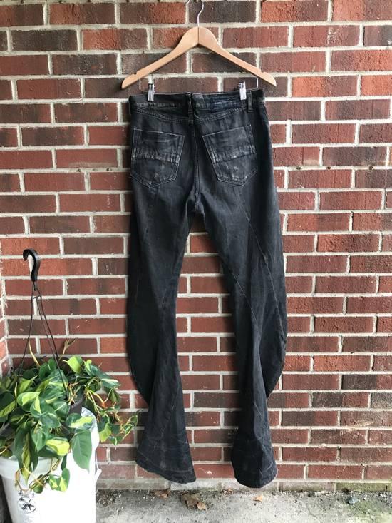Julius AW08 Twist Denim Jeans Size US 32 / EU 48 - 3