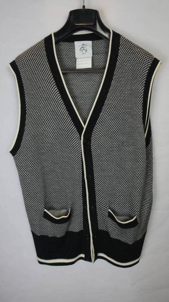 Thom Browne Final Price Black feece vest Size US L / EU 52-54 / 3