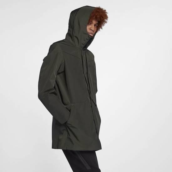 ca48eebbef2b ... Nike Nike Tech Fleece Hooded Shield Jacket Size US M   EU 48-50 ...