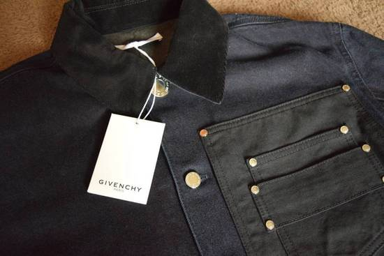 Givenchy Givenchy Authentic $1640 Patchwork Denim Jacket Size L Brand New Size US L / EU 52-54 / 3 - 3