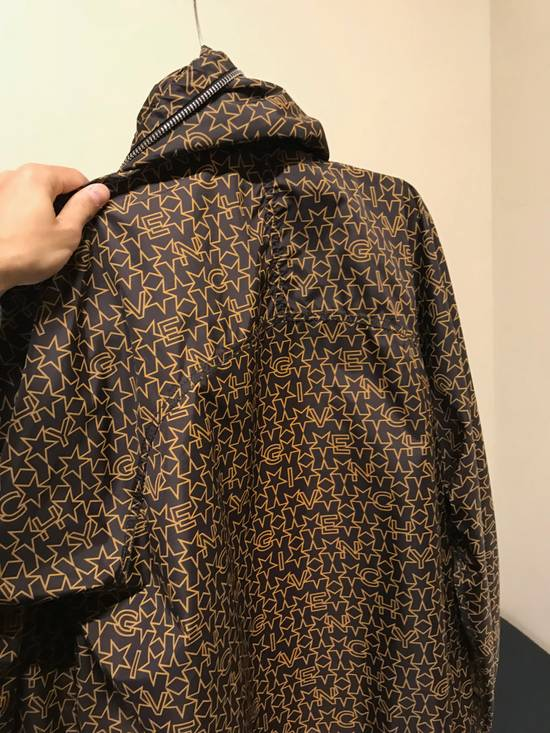 Givenchy Brown Star & Logo Contrast Zipper Size US L / EU 52-54 / 3 - 3