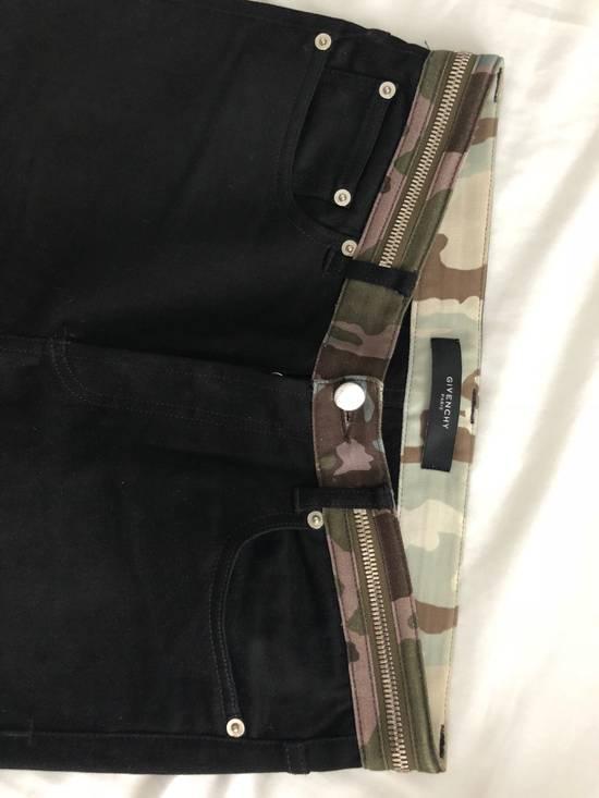 Givenchy SS14 camo/zipper waist Size US 28 / EU 44 - 1