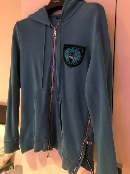 Balmain Balmain Turquoise Hoodie VERY RARE Size US S / EU 44-46 / 1 - 2