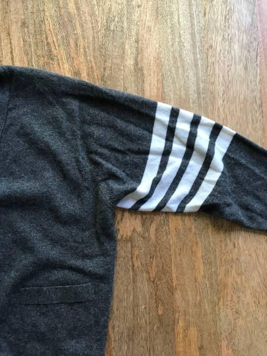 Thom Browne Thom Browne Classic Cashmere 4 Bar Stripe Cardigan Size US S / EU 44-46 / 1 - 6