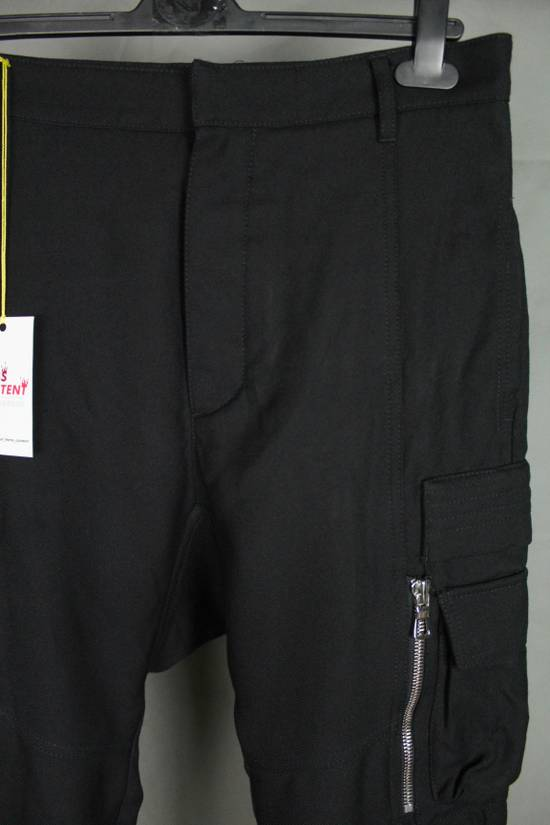 Balmain Balmain X H&M Cargo Biker Wool Pants Size EUR30 Size US 30 / EU 46 - 2
