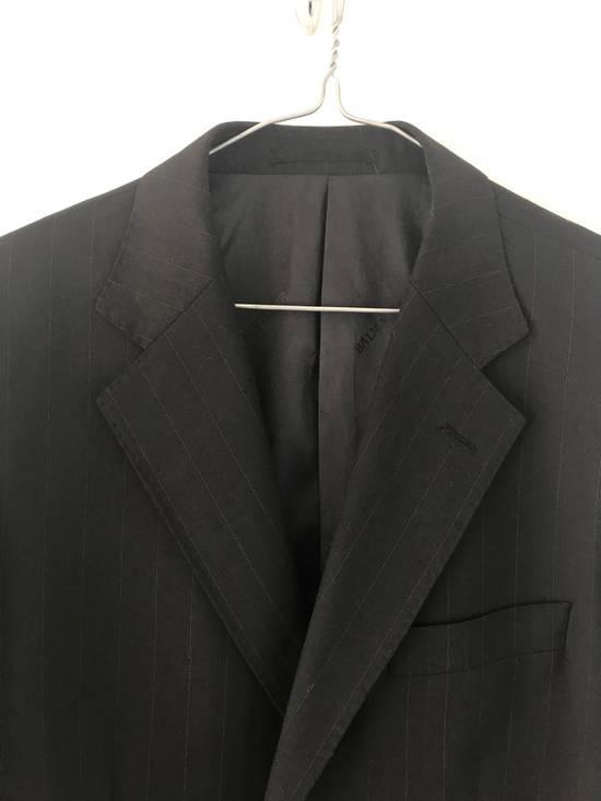 Balmain TESSUTO PINSTRIPED BLAZER Size 50R - 12