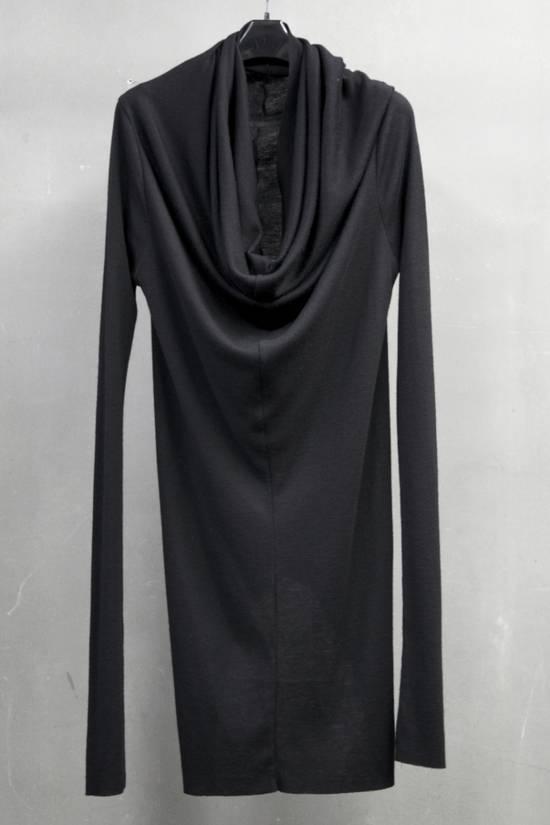 Julius Brand New Wool Silk Cashmere Knit Sweater Black Size US M / EU 48-50 / 2 - 1