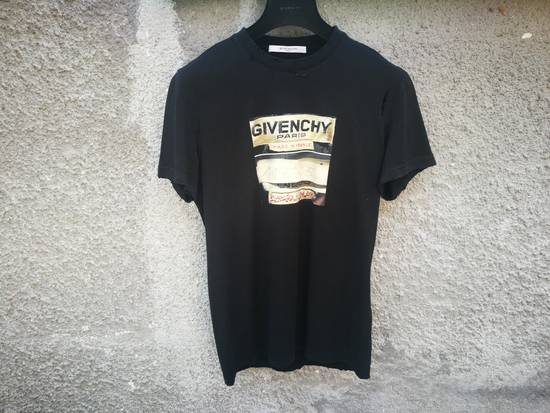 Givenchy Givenchy Washed and Destroyed Labels Print Madonna Rottweiler T-Shirt size XS Size US XS / EU 42 / 0