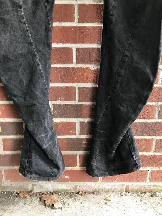 Julius AW08 Twist Denim Jeans Size US 32 / EU 48 - 2