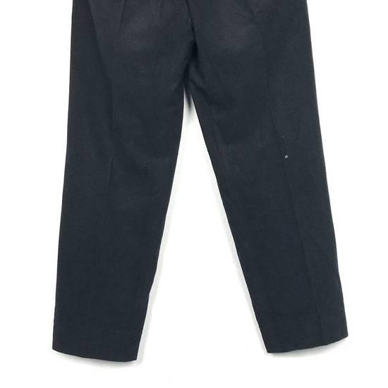 Balmain Black Balmain Slack Pant Cotton Pant Casual Pant Size US 29 - 5