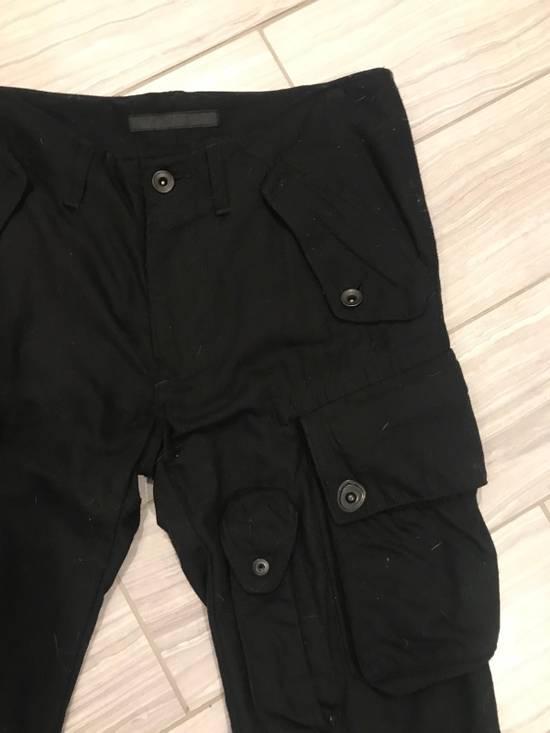 Julius Linen Cargo Pants Size US 28 / EU 44 - 4
