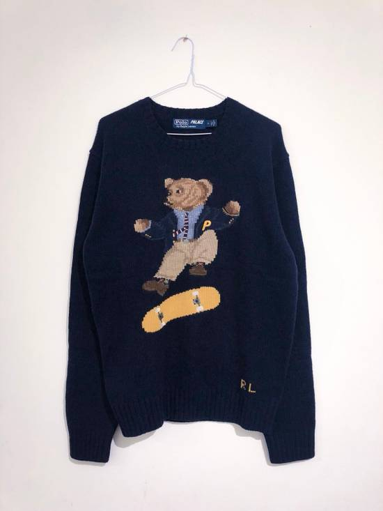 Polo Ralph Lauren Heelflip Teddy Bear Sweater Size US M / EU 48-50 / 2