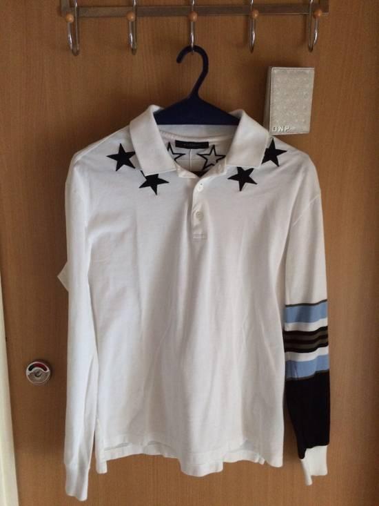 Givenchy Givenchy Long Sleeve Polo T Shirt Size US S / EU 44-46 / 1