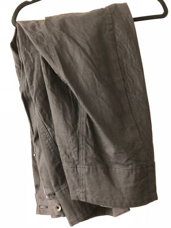 "Julius ""FINAL SALE"" NEW WITH TAG, GAS-MASK CARGO PANTS ""RARE"" Size US 34 / EU 50 - 11"