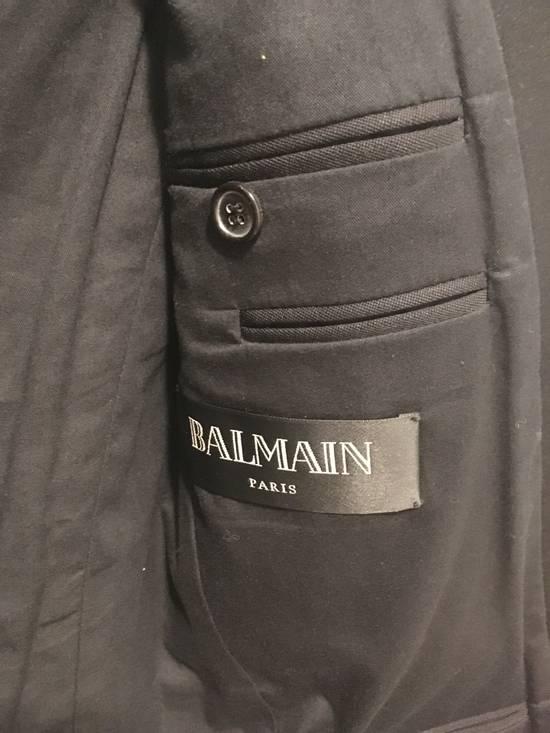 Balmain FW13 Smoking Blazer Size 34R - 2