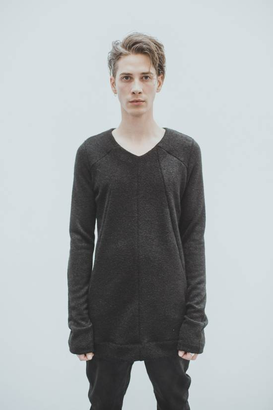 Julius 15AW sweater black Size US S / EU 44-46 / 1 - 9