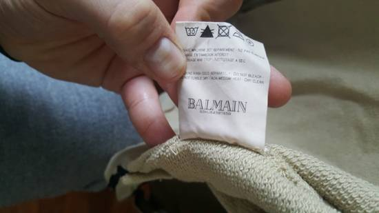 Balmain Beige Balmain Hoodie Size US M / EU 48-50 / 2 - 2