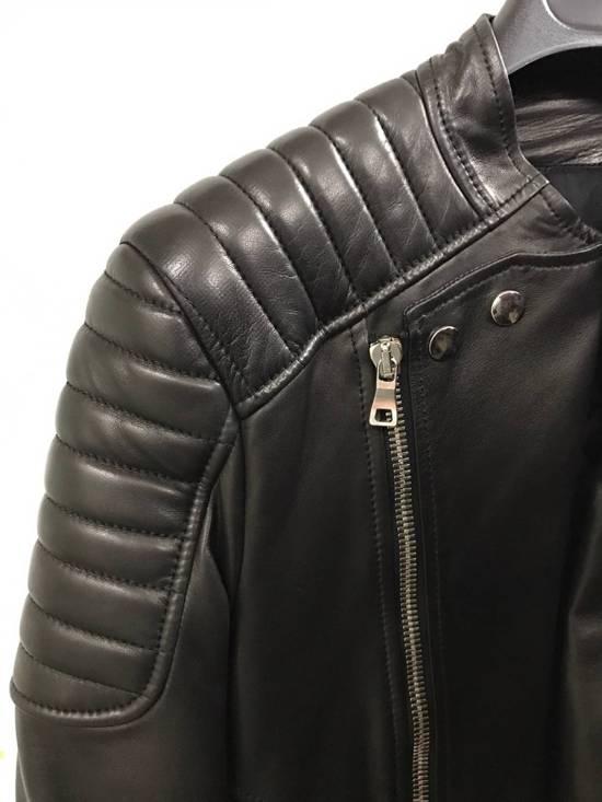 Balmain Signiture Biker Jacket - Sz. 44/xs Size US S / EU 44-46 / 1 - 5