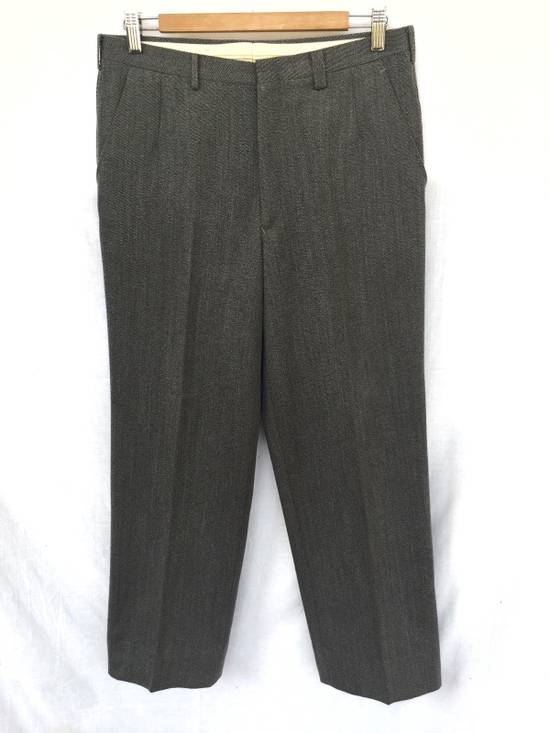 Givenchy [ LAST DROP ! ] Wool Grey Trousers Pants Size US 31 - 1