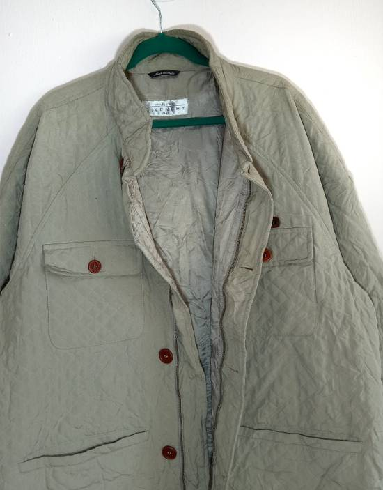 Givenchy Vintage!! Gentleman GIVENCHY Paris Parka/Light Jacket Made in Italy Size US L / EU 52-54 / 3 - 4