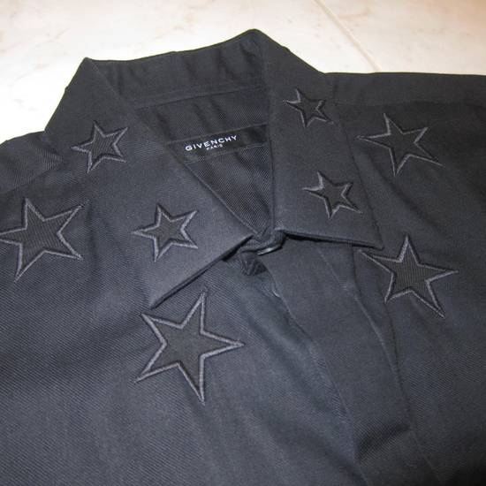 Givenchy Givenchy Embroidered Star Collar Button Down Shirt Size US L / EU 52-54 / 3 - 2