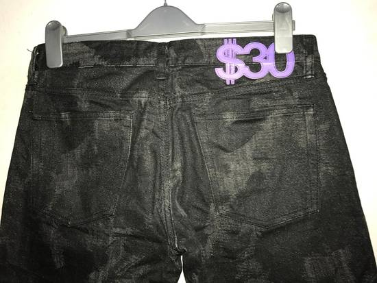 Japanese Brand Japanese Designer Swagger Made in Japan Abstract Pant Size US 31
