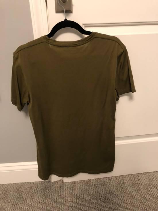 Balmain Balmain SS17 Army Logo T-Shirt Size US XS / EU 42 / 0 - 2